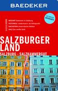 Baedeker Reiseführer Salzburger Land, Salzburg, Salzkammergut