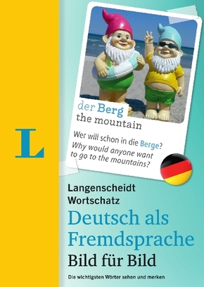 Langenscheidt Wortschatz Deutsch als Fremdsprache Bild für Bild