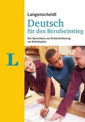 Langenscheidt Deutsch für den Berufseinstieg - Sprachkurs mit Buch und Übungsheft; Lehrerhandreichung als Download