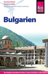 Reise Know-How Reiseführer Bulgarien