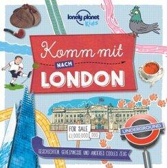 Lonely Planet Kids - Komm mit nach London
