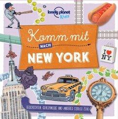 Lonely Planet Kids - Komm mit nach New York