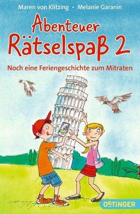 Abenteuer Rätselspaß - Bd.2