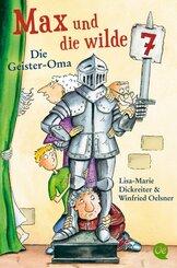 Max und die wilde Sieben - Die Geister Oma
