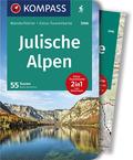 KOMPASS Wanderführer Julische Alpen, m. 1 Karte
