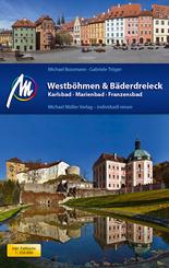 Westböhmen & Bäderdreieck, m. Faltkarte 1:350.000