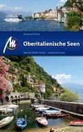Oberitalienische Seen Reiseführer Michael Müller Verlag