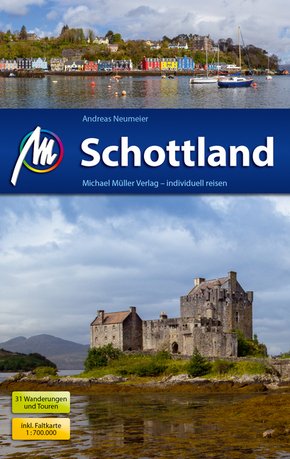 Schottland, m. Faltkarte 1:700.000