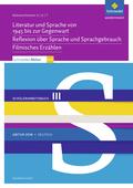 Schroedel Abitur 2018 Niedersachsen, Deutsch: Rahmenthemen 5, 6 und 7, Schülerpaket III