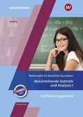 Mathematik - Ausgabe für Berufliche Gymnasien in Niedersachsen: Einführungsphase, Schülerband
