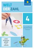 Welt der Zahl, Allgemeine Ausgabe 2015: 4. Schuljahr, 1 CD-ROM