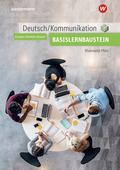 Deutsch / Kommunikation für die Berufsfachschule I in Rheinland-Pfalz