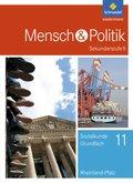 Mensch und Politik SII, Ausgabe für Rheinland-Pfalz (2017): 11. Schuljahr, Schülerband