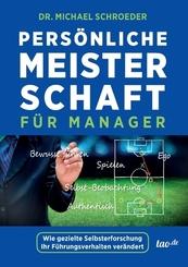 Persönliche Meisterschaft für Manager