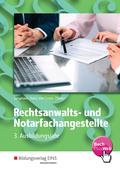 Rechtsanwalts- und Notarfachangestellte - 3. Ausbildungsjahr