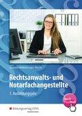 Rechtsanwalts- und Notarfachangestellte - 1. Ausbildungsjahr