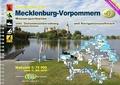 Jübermann TourenAtlas Wasserwandern: Mecklenburg-Vorpommern; Bd.6