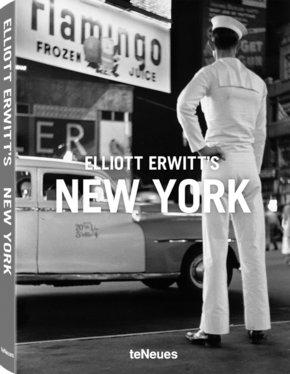 Elliott Erwitt's New York, Small Flexicover Edition