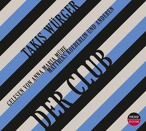 Der Club, 5 Audio-CDs