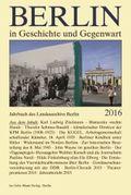 Berlin in Geschichte und Gegenwart 2016