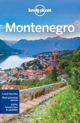 Lonely Planet Montenegro Country Guide