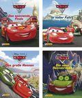 Disney Cars, 4 Hefte - Nr.1-4