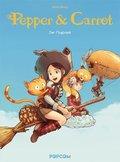 Pepper & Carrot - Der Flugtrank