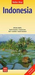 Nelles Map Indonésie