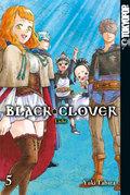 Black Clover - Licht