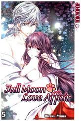 Full Moon Love Affair - Bd.5