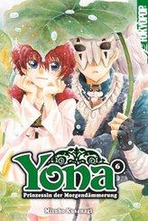 Yona - Prinzessin der Morgendämmerung - Bd.6