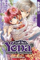Yona - Prinzessin der Morgendämmerung - Bd.5