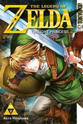 The Legend of Zelda - Twilight Princess - Bd.2