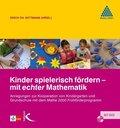 Kinder spielerisch fördern - mit echter Mathematik, m. DVD-ROM