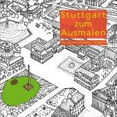 Stuttgart zum Ausmalen