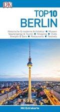 Top 10 Reiseführer Berlin, m. 1 Karte