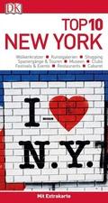 Top 10 Reiseführer New York, m. 1 Karte