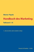 Handbuch des Marketing, 3 Teilbde.