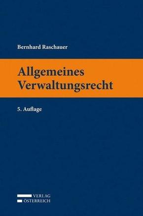 Allgemeines Verwaltungsrecht (f. Österreich)