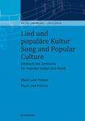 Lied und populäre Kultur - Song and Popular Culture - Jg.60-61/2015-2016