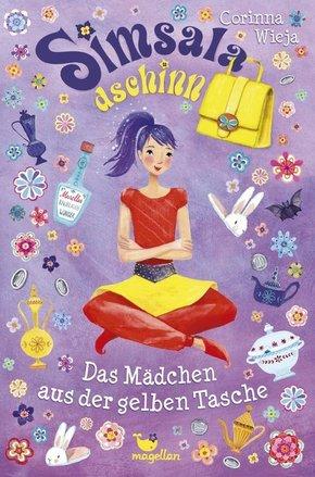 Simsaladschinn - Das Mädchen aus der gelben Tasche