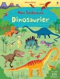 Mein Stickerbuch: Dinosaurier