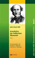Schriften zur Politischen Ökonomie in fünf Bänden / Grundsätze der politischen Ökonomie: Grundsätze der politischen Ökonomie, 3 Bde.; Bd.3-5