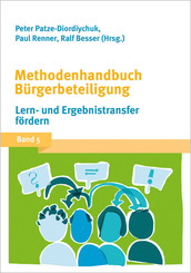 Methodenhandbuch Bürgerbeteiligung - Bd.5