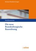 Die neue Brandenburgische Bauordnung (BbgBO), Handkommentar