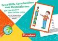 Erste Hilfe-Sprechanlässe zum Deutschlernen: Mit Kita-Kindern über Gefühle reden