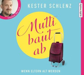 Mutti baut ab, 4 Audio-CDs