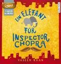 Ein Elefant für Inspector Chopra, 1 MP3-CD