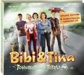 Bibi & Tina - Tohuwabohu total, Audio-CD (Der Original-Soundtrack zum Kinofilm 4 - Deluxe-Edition)