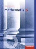 Mathematik, Ausgabe 2016 für Realschulen in Bayern: 6. Jahrgangsstufe, Schülerband